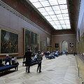 Photos: ルーブル絵画展示室