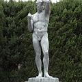 彫像練馬文化会館13730