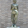 Photos: 彫像江戸川文化会館13657