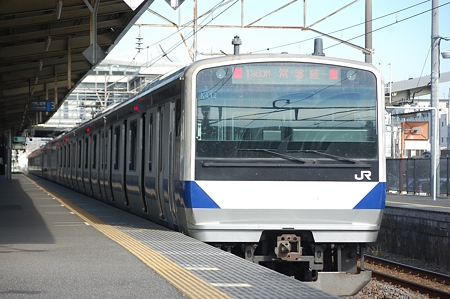 JR東日本 E531系