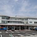 Photos: 富山地鉄・立山線、五百石駅(建設中)