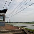 Photos: 富山地鉄・立山線、田添駅