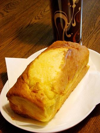 初めてのパウンドケーキ(2)