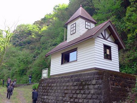 めるひぇん駅舎