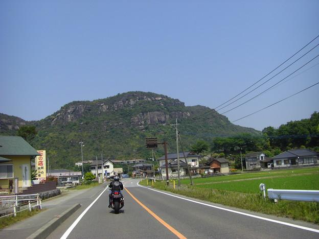 写真: 見方によってはギアナ高地・・・エンジェルフォールどこ