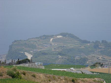 阿蘇の絶景ポイントみたいな岬