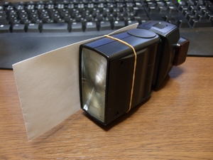 アイキャッチ(キャッチライト)用反射板