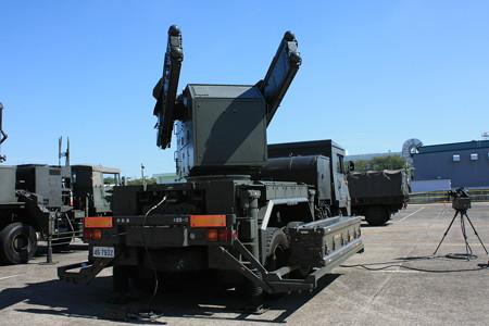 81式短距離地対空誘導弾 発射装置 IMG_0743