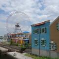 写真: 観覧車 (横浜市西区みなとみらい)