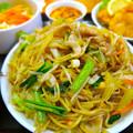 Photos: てんしん中華店 日替ランチ 焼きそば yakisoba fried noodles広島市南区的場町 Tianjin