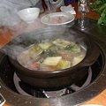 写真: 肉鍋