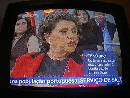 ポルトガルにて