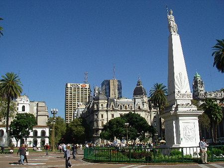 ブエノス・アイレスにて