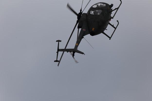 OH-6垂直引き起こし
