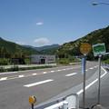 写真: 梅ヶ谷バス停