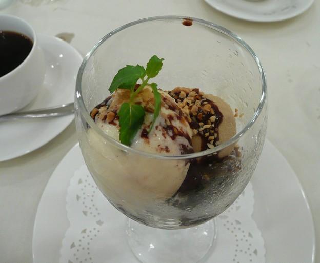 ルヴェ・ソン ヴェールのデザート