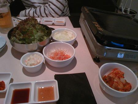 韓豚屋(ハンテジヤ)テーブル