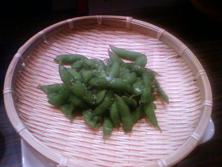 新潟 居酒屋ゆた さかな豆