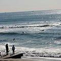 Photos: 2009.01.17 鎌倉 腰越海岸 海