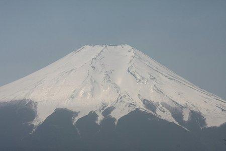 2009.04.11 押野八海から富士山