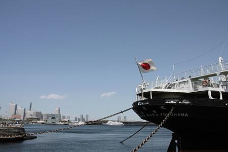 2009.04.26 氷川丸 風