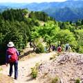 2014/5/18 百里ヶ岳 ジオラマやってみた