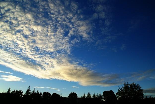 空  希望の朝・・・
