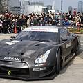 写真: NISSAN GT-R 2008 テストカー