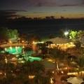 Photos: グアム ニッコーホテル庭 夜景