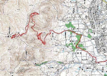 20070705小塩山チャリトレ