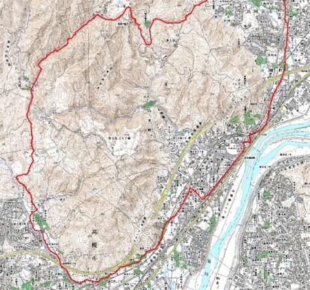 20070728西山山麓ナイトラン