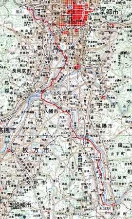20070915木津川自転車道チャリトレ