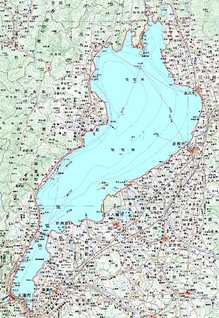 20071104琵琶湖一周チャリトレ