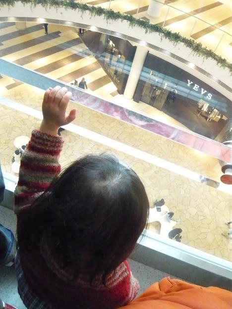 西宮ガーデンズ エレベーター