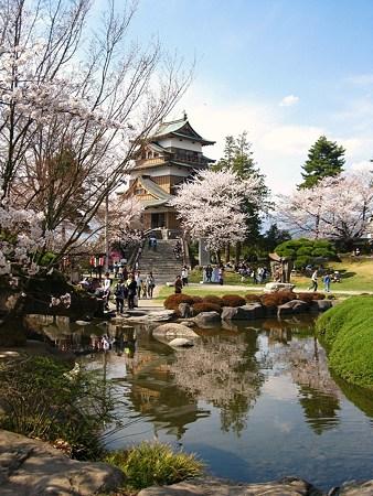 2009年4月12日 高島城など (3)