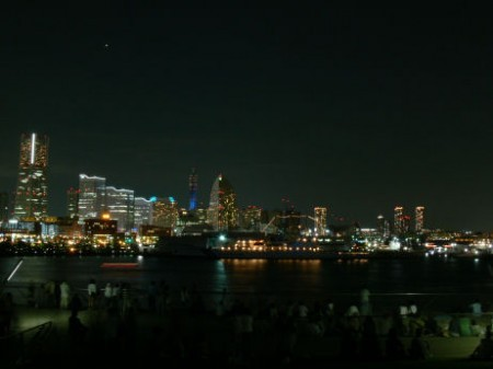 みなとみらい夜景0602tw