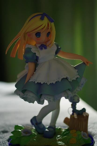 闇に舞う少女 テイク1