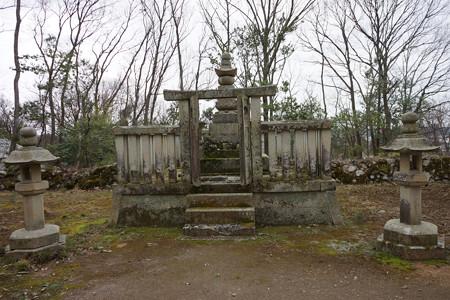 谷大膳の墓 - 1