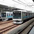 写真: 小田急3000形