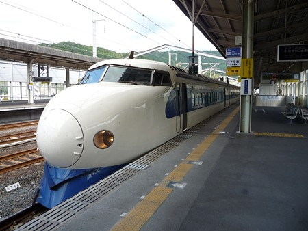 ニッポンの元祖新幹線・0系新幹線