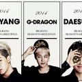 Photos: BIGBANG 2014 SEASON'S GREETINGS PROMOTION SPOTキャプ
