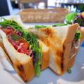 Photos: フレッシュ野菜サンド