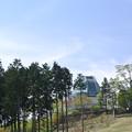 天文台のある風景。