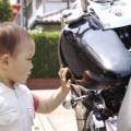 Photos: 美羽と鉄馬。。子供の日-2