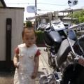 Photos: 美羽と鉄馬。。子供の日-1