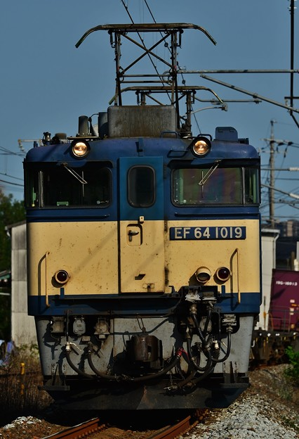 3083レ EF64 1019