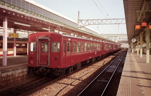 50 Series, an ordinary train on Tohoku line