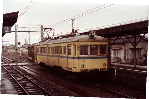 Ichibata / 一畑電気鉄道 デハ3