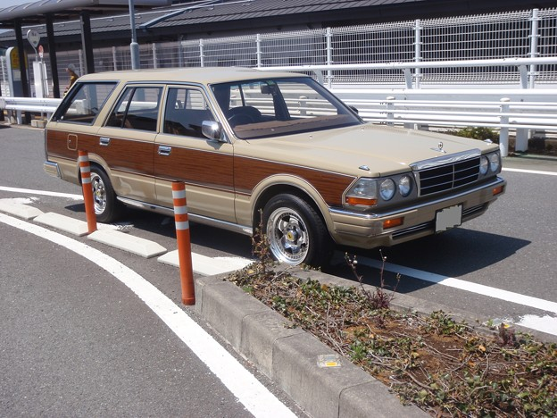 Nissan Gloria Station Wagon