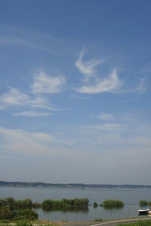 まだ夏空♪